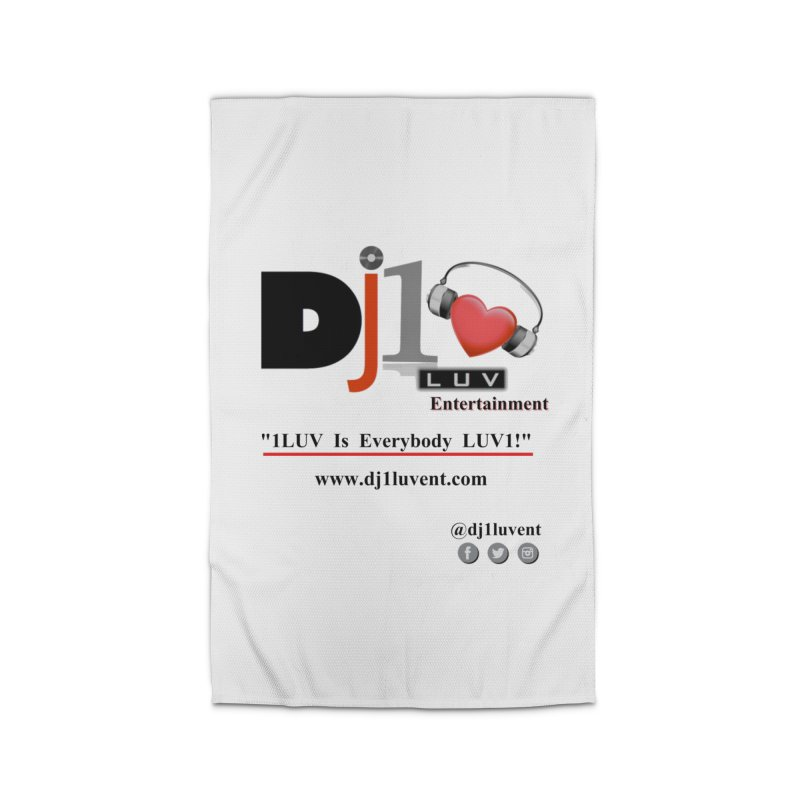 DJ1LUV Merch Home Rug by 1LUVMerch's Artist Shop