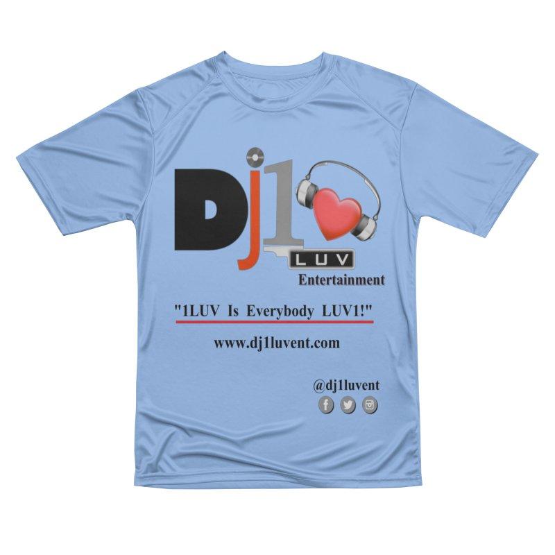 DJ1LUV Merch Women's T-Shirt by 1LUVMerch's Artist Shop