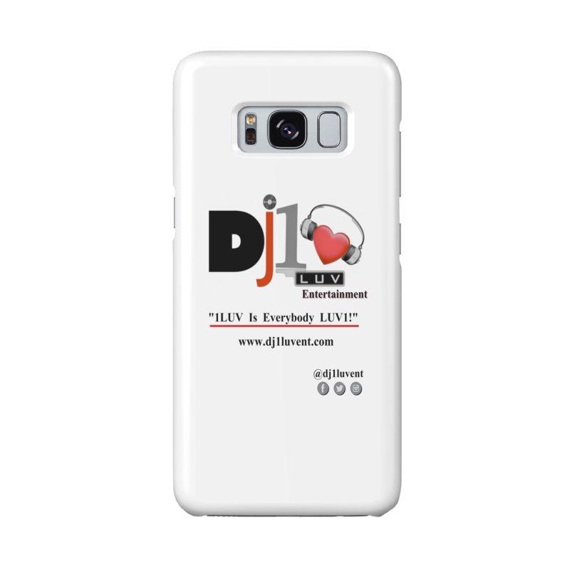 DJ1LUV Merch Accessories Phone Case by 1LUVMerch's Artist Shop