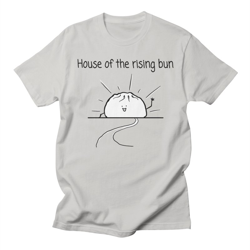 House of the rising bun Men's Regular T-Shirt by 1 OF MANY LAURENS