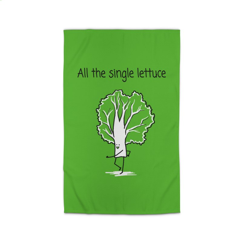 All the single lettuce Home Rug by 1 OF MANY LAURENS