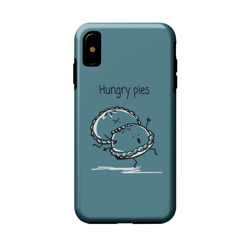Hungry pies Accessories Phone Case by 1 OF MANY LAURENS