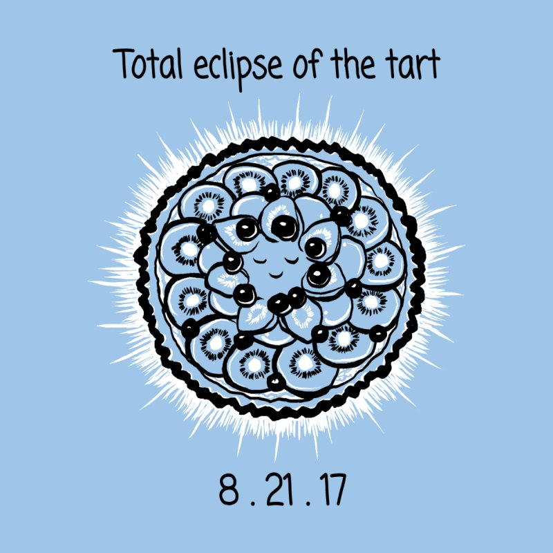 Total eclipse of the tart Home Shower Curtain by 1 OF MANY LAURENS