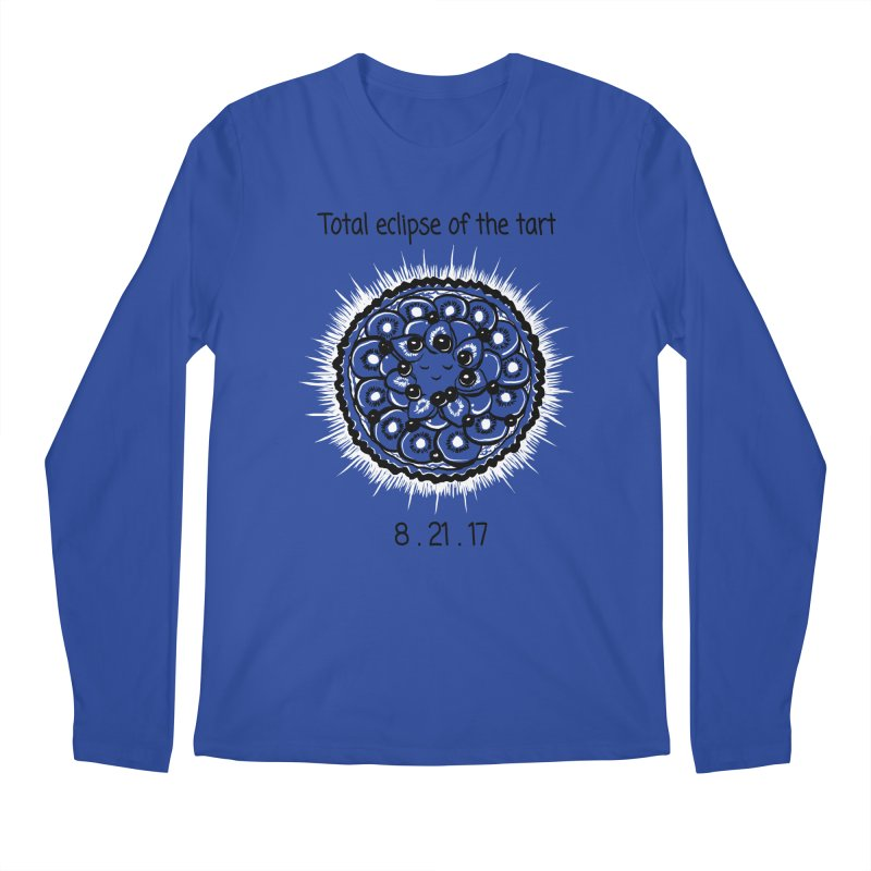 Total eclipse of the tart Men's Longsleeve T-Shirt by 1 OF MANY LAURENS