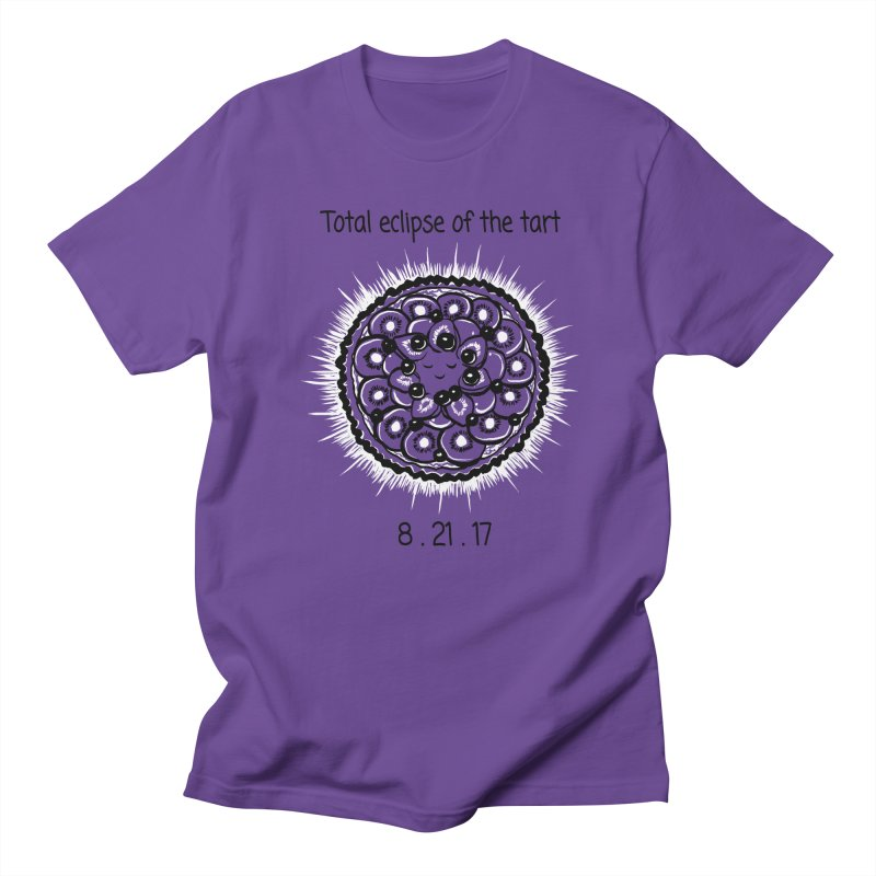 Total eclipse of the tart Women's Regular Unisex T-Shirt by 1 OF MANY LAURENS