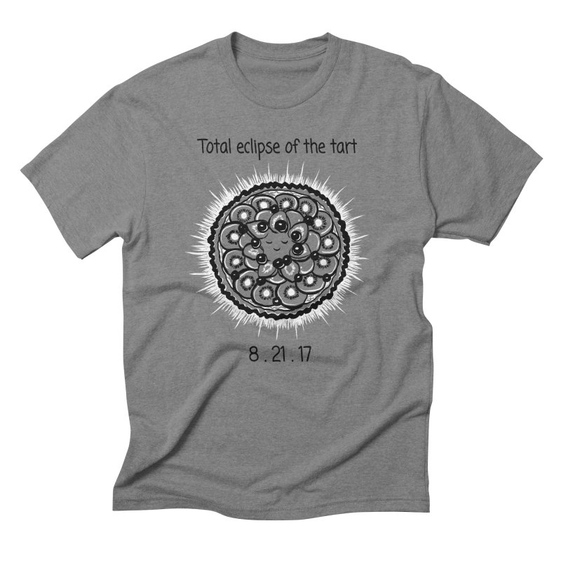 Total eclipse of the tart Men's Triblend T-Shirt by 1 OF MANY LAURENS