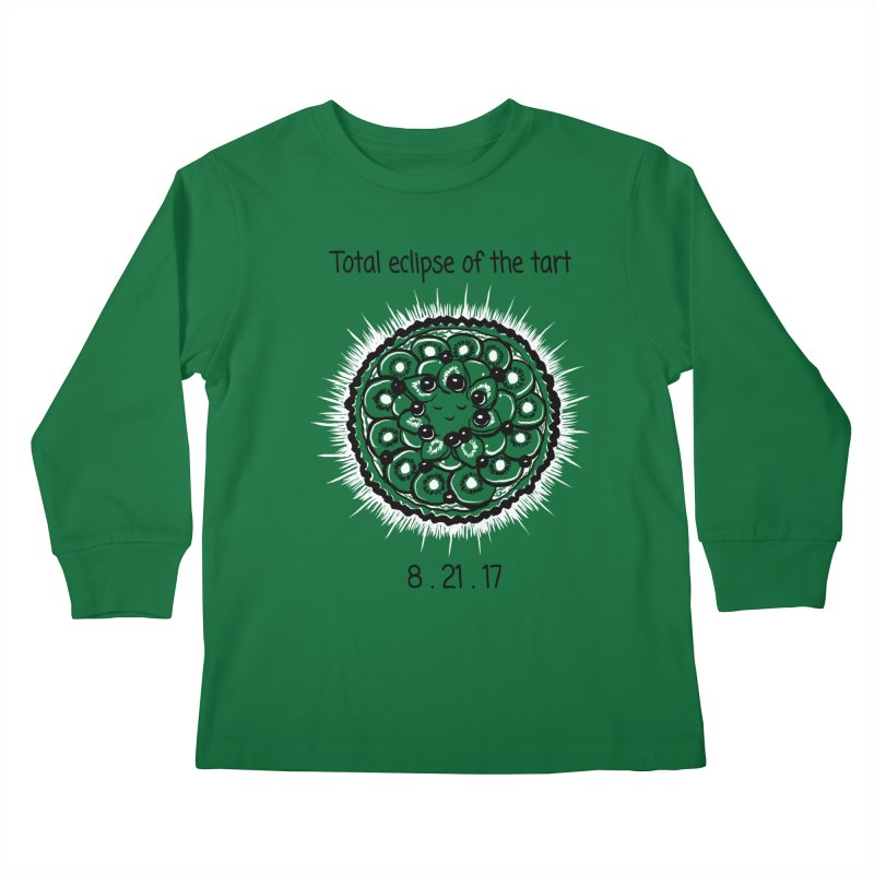 Total eclipse of the tart Kids Longsleeve T-Shirt by 1 OF MANY LAURENS