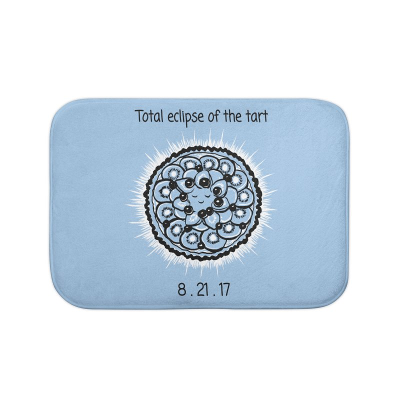 Total eclipse of the tart Home Bath Mat by 1 OF MANY LAURENS
