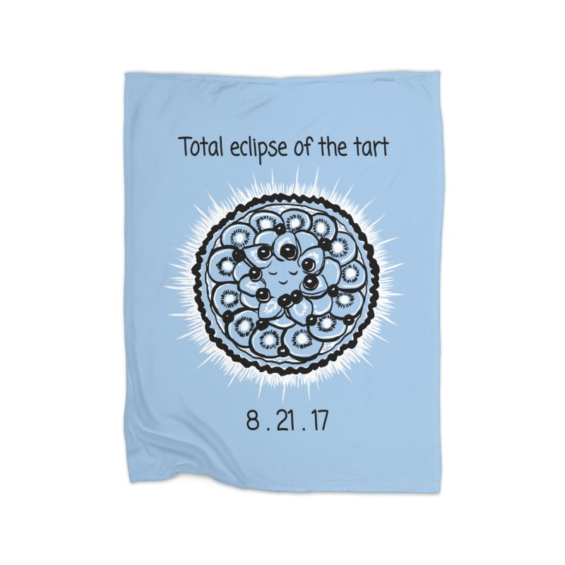 Total eclipse of the tart Home Fleece Blanket Blanket by 1 OF MANY LAURENS