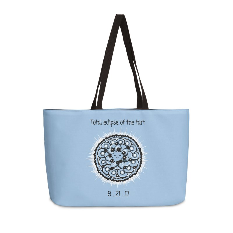 Total eclipse of the tart Accessories Weekender Bag Bag by 1 OF MANY LAURENS