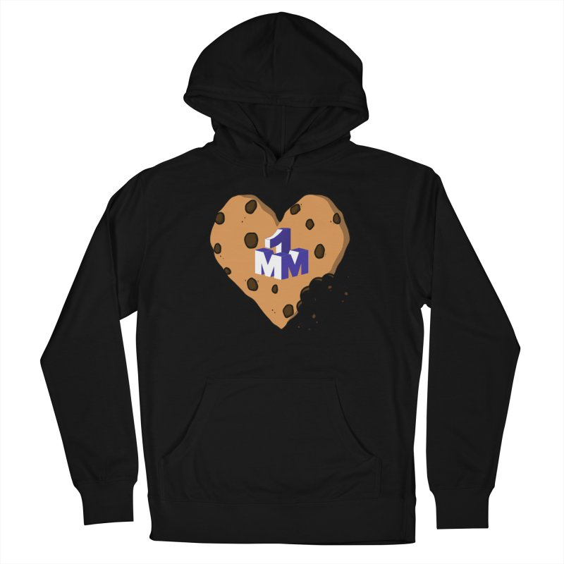 1mm Cookie Heart Women's Pullover Hoody by 1madmamma's Shop
