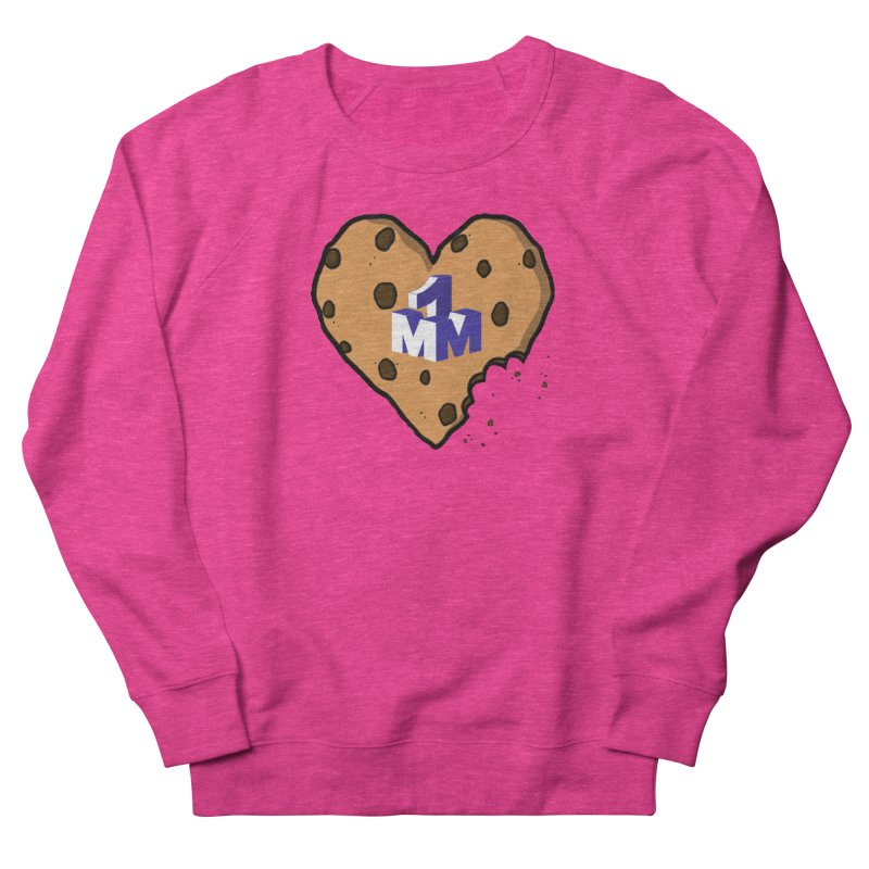 1mm Cookie Heart Women's  by 1madmamma's Shop