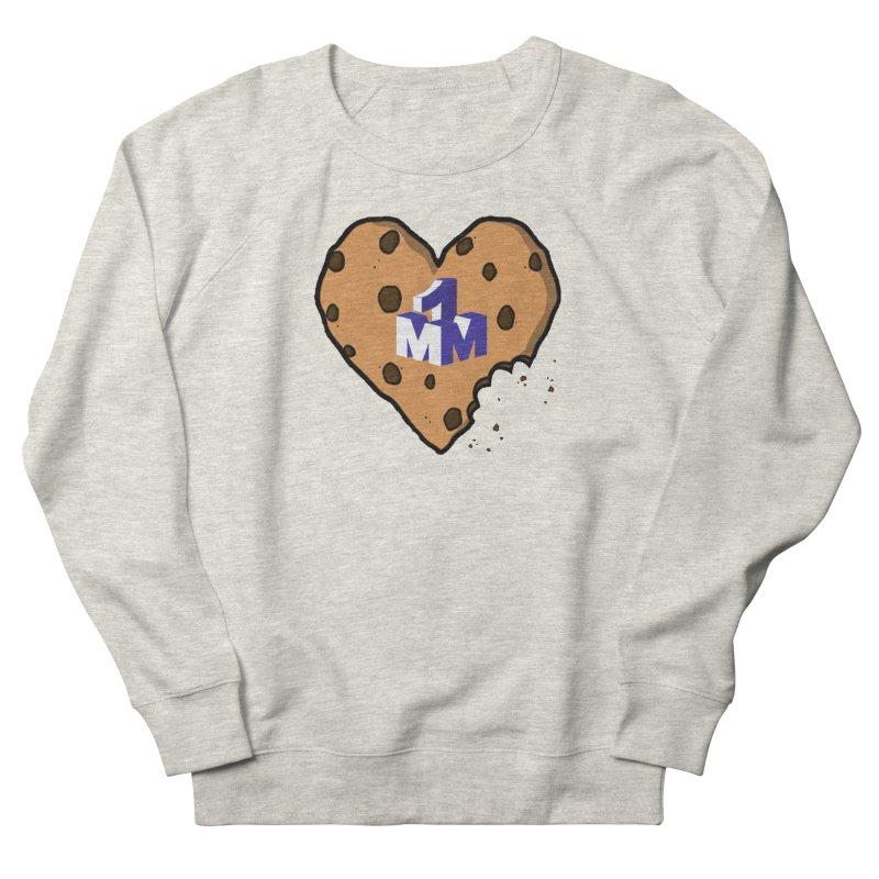 1mm Cookie Heart Women's Sweatshirt by 1madmamma's Shop