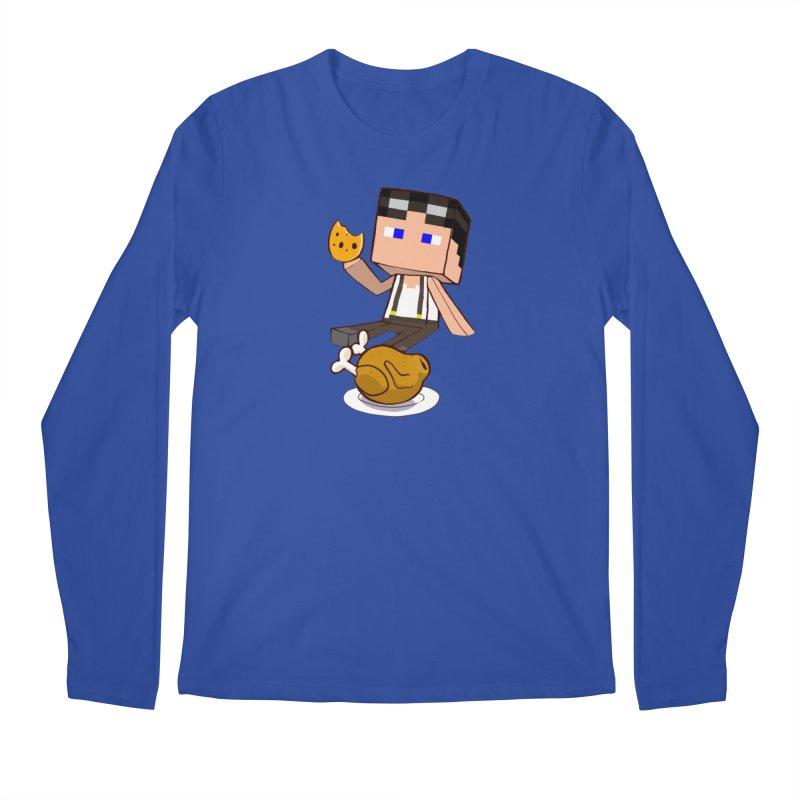 StoneFeather Men's Regular Longsleeve T-Shirt by 1madmamma's Shop