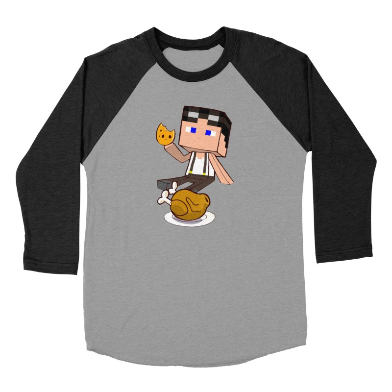 StoneFeather Women's Baseball Triblend Longsleeve T-Shirt by 1madmamma's Shop