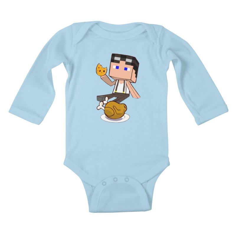 StoneFeather Kids Baby Longsleeve Bodysuit by 1madmamma's Shop