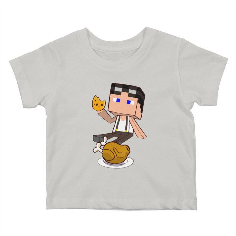 StoneFeather Kids Baby T-Shirt by 1madmamma's Shop