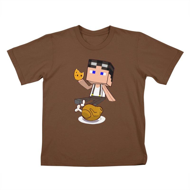 StoneFeather Kids T-Shirt by 1madmamma's Shop