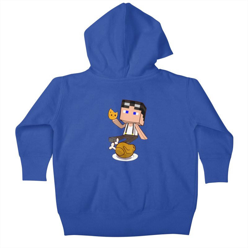 StoneFeather Kids Baby Zip-Up Hoody by 1madmamma's Shop