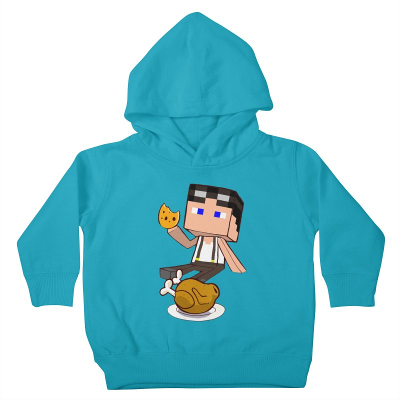 StoneFeather Kids Toddler Pullover Hoody by 1madmamma's Shop