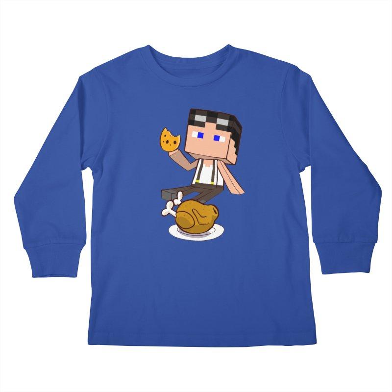 StoneFeather Kids Longsleeve T-Shirt by 1madmamma's Shop