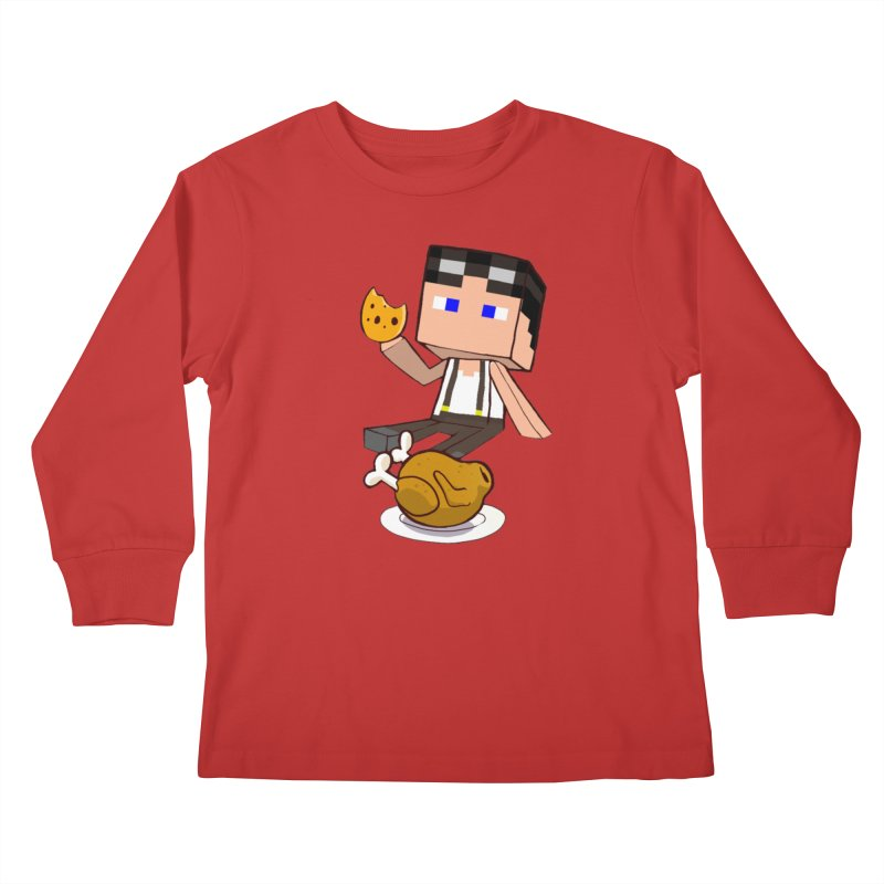 StoneFeather Kids Longsleeve T-Shirt by 1madmamma's Shop