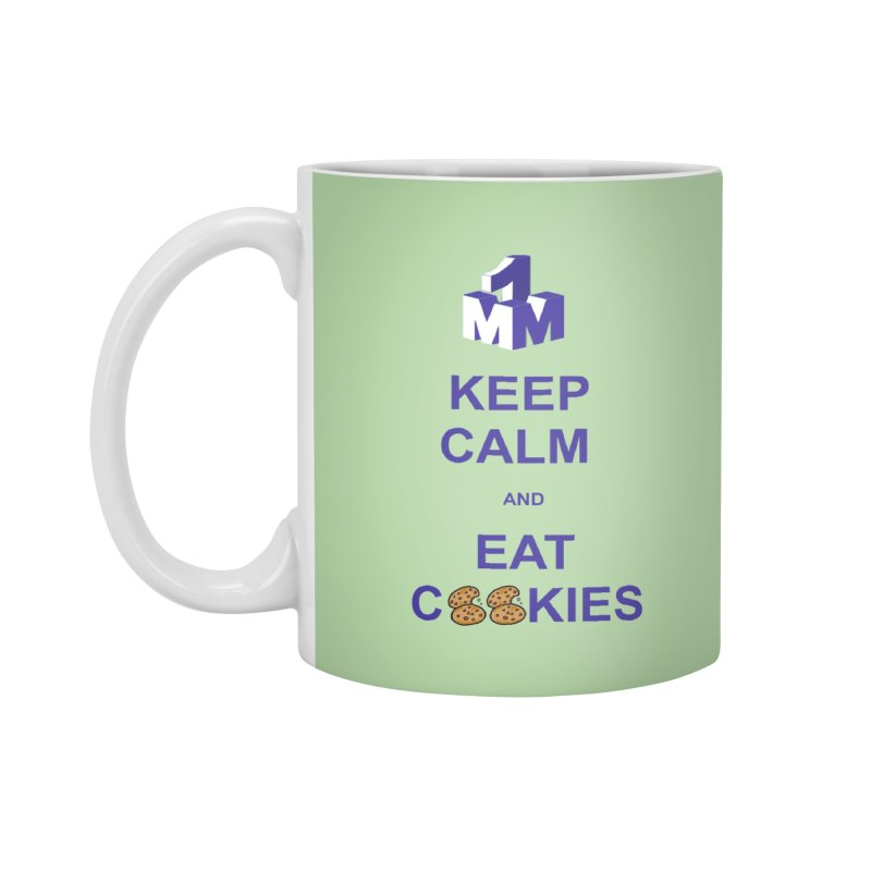 Keep Calm Accessories Standard Mug by 1madmamma's Shop