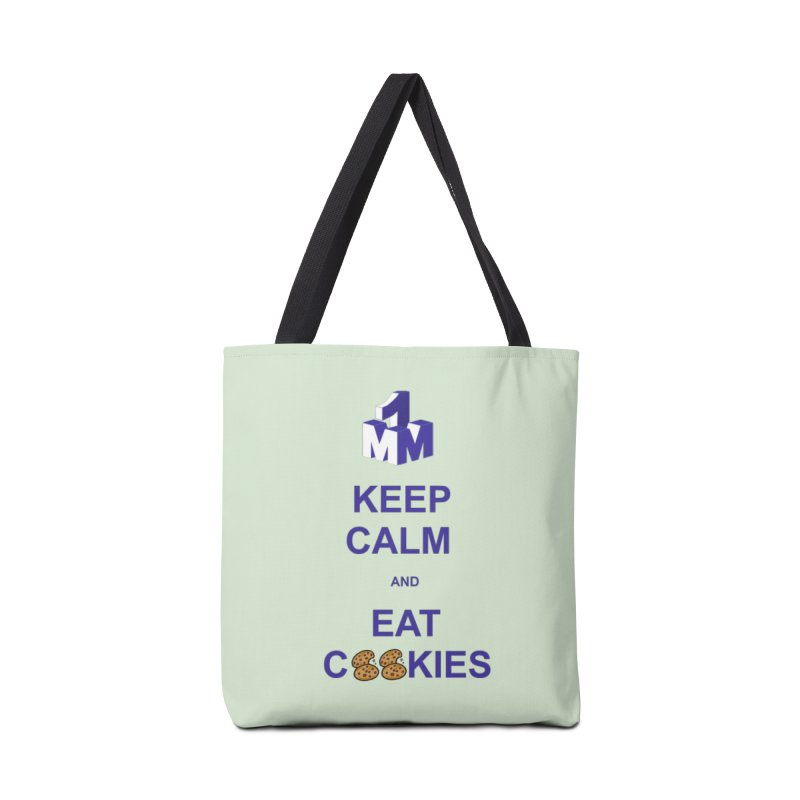 Keep Calm Accessories Tote Bag Bag by 1madmamma's Shop