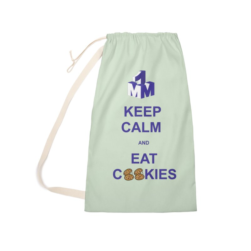 Keep Calm Accessories Laundry Bag Bag by 1madmamma's Shop