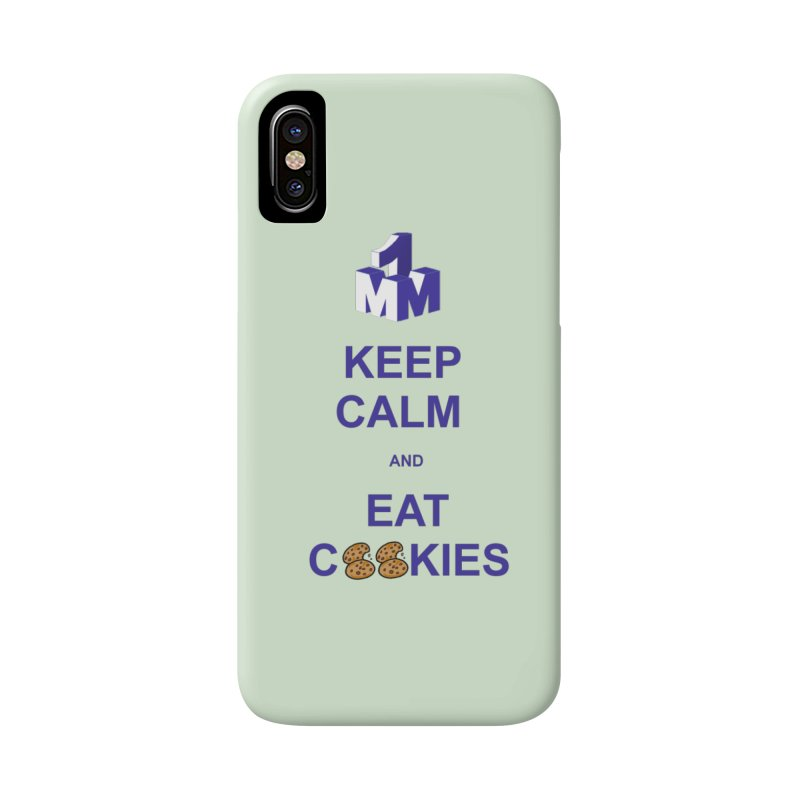 Keep Calm Accessories Phone Case by 1madmamma's Shop