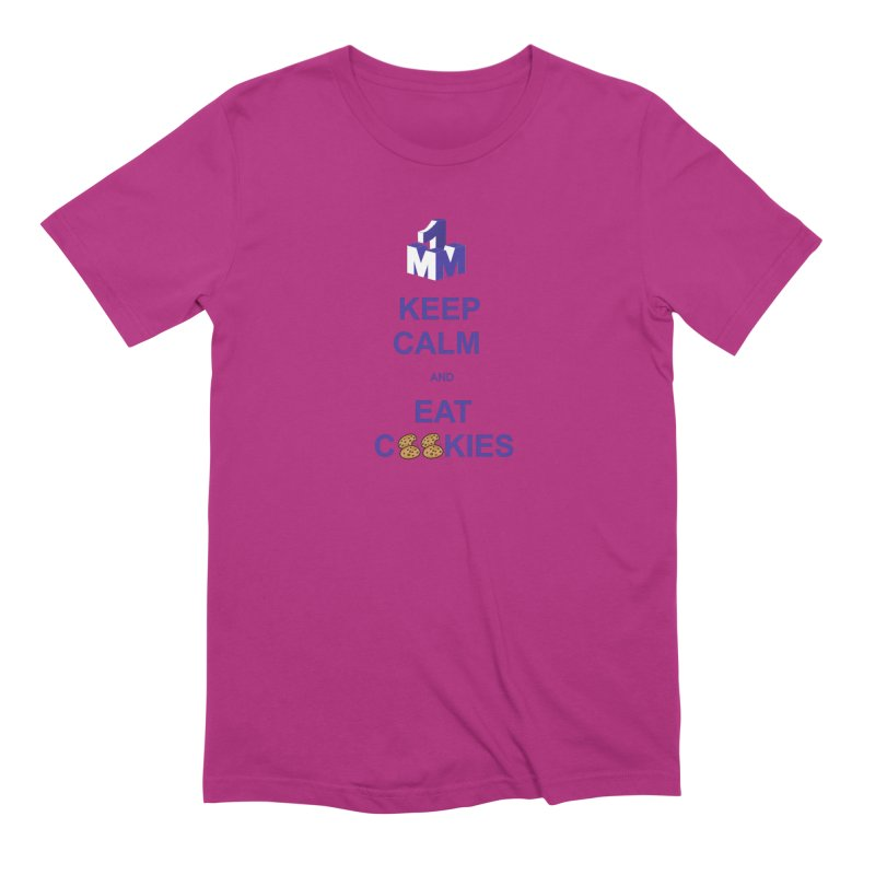 Keep Calm Men's Extra Soft T-Shirt by 1madmamma's Shop