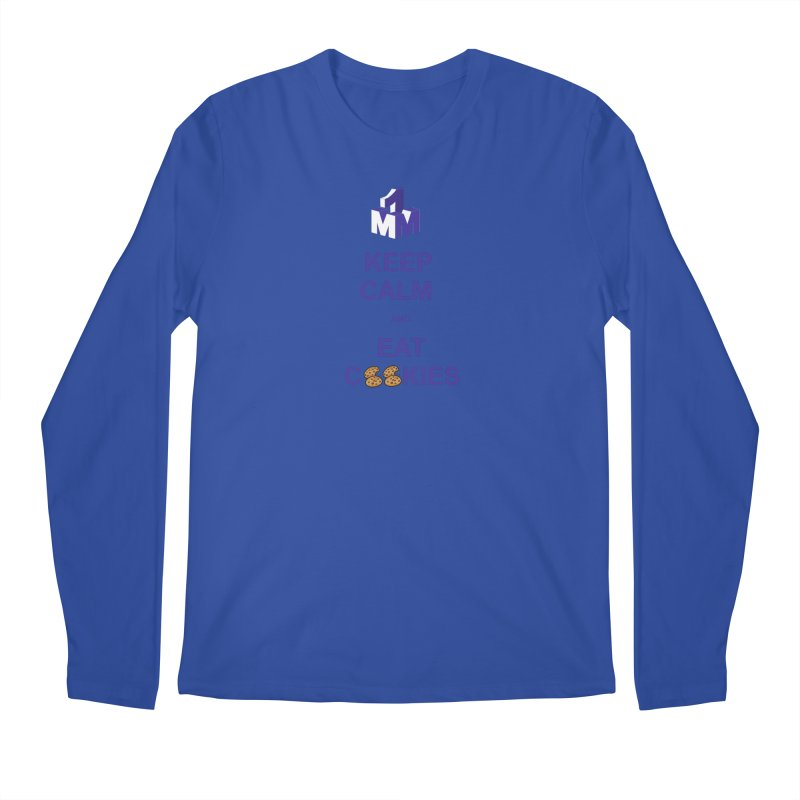 Keep Calm Men's Regular Longsleeve T-Shirt by 1madmamma's Shop