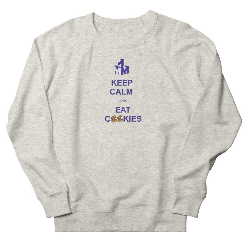 Keep Calm Men's Sweatshirt by 1madmamma's Shop