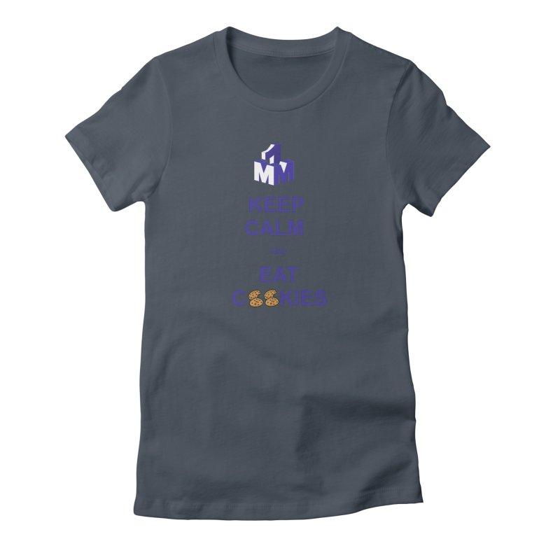 Keep Calm Women's T-Shirt by 1madmamma's Shop