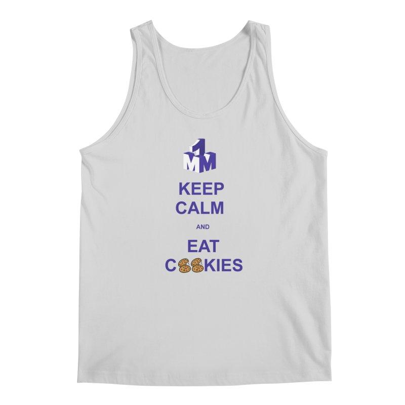 Keep Calm Men's Regular Tank by 1madmamma's Shop