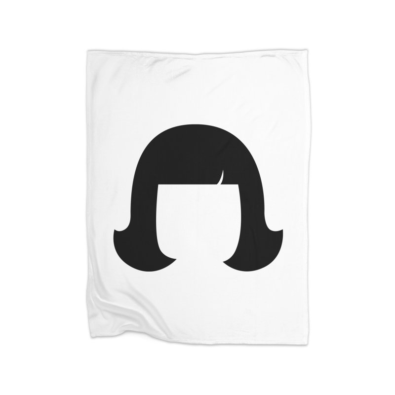 Amelie Poulain Home Blanket by 1tinta