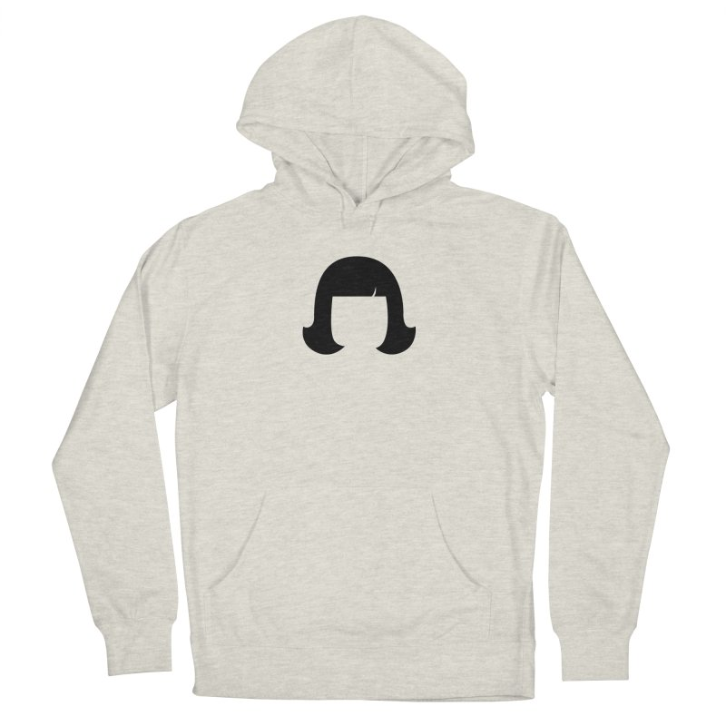 Amelie Poulain Men's French Terry Pullover Hoody by 1tinta