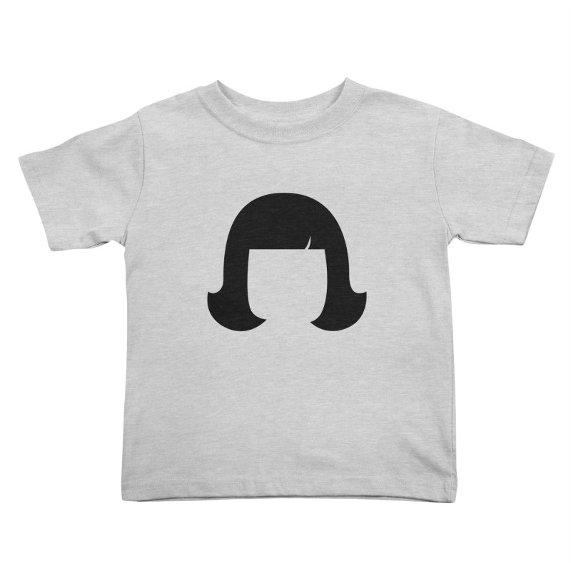 Amelie Poulain Kids Toddler T-Shirt by 1tinta