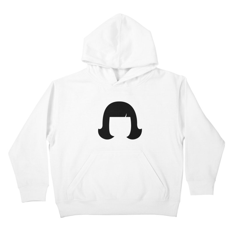 Amelie Poulain Kids Pullover Hoody by 1tinta