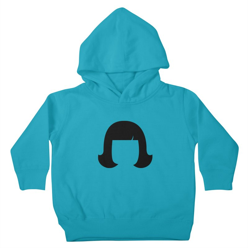 Amelie Poulain Kids Toddler Pullover Hoody by 1tinta