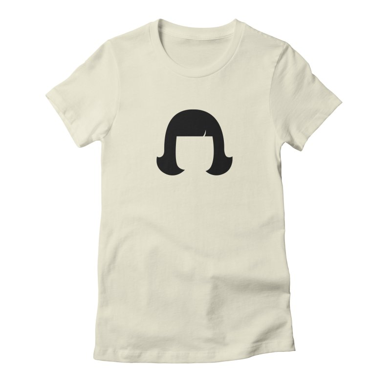 Amelie Poulain Women's Fitted T-Shirt by 1tinta