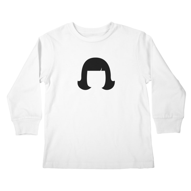 Amelie Poulain Kids Longsleeve T-Shirt by 1tinta