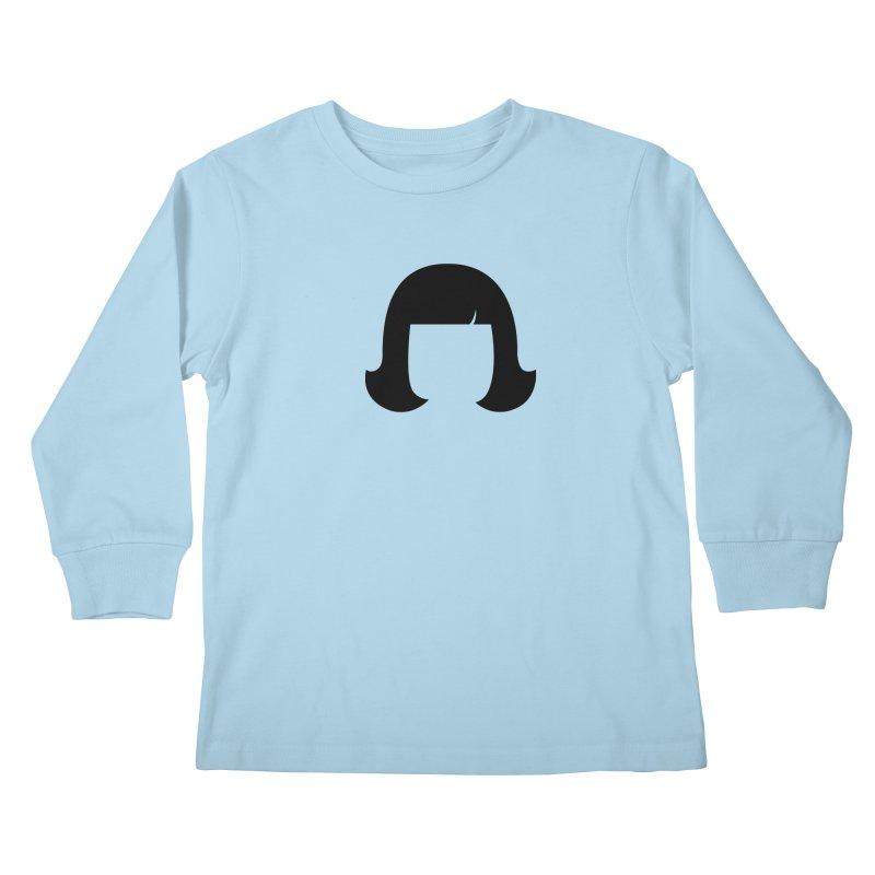Amelie Poulain Kids Longsleeve T-Shirt by 1tinta