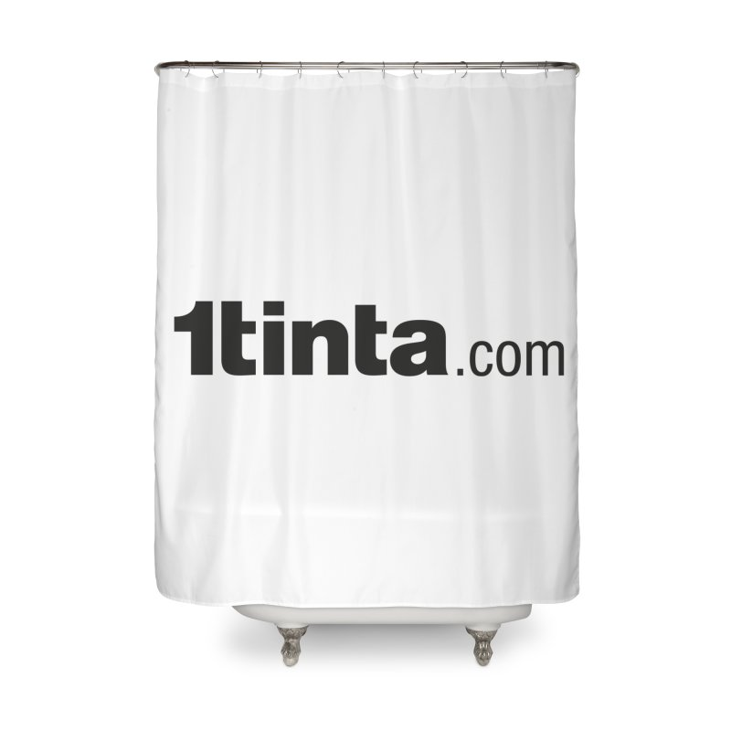 1tinta Home Shower Curtain by 1tinta