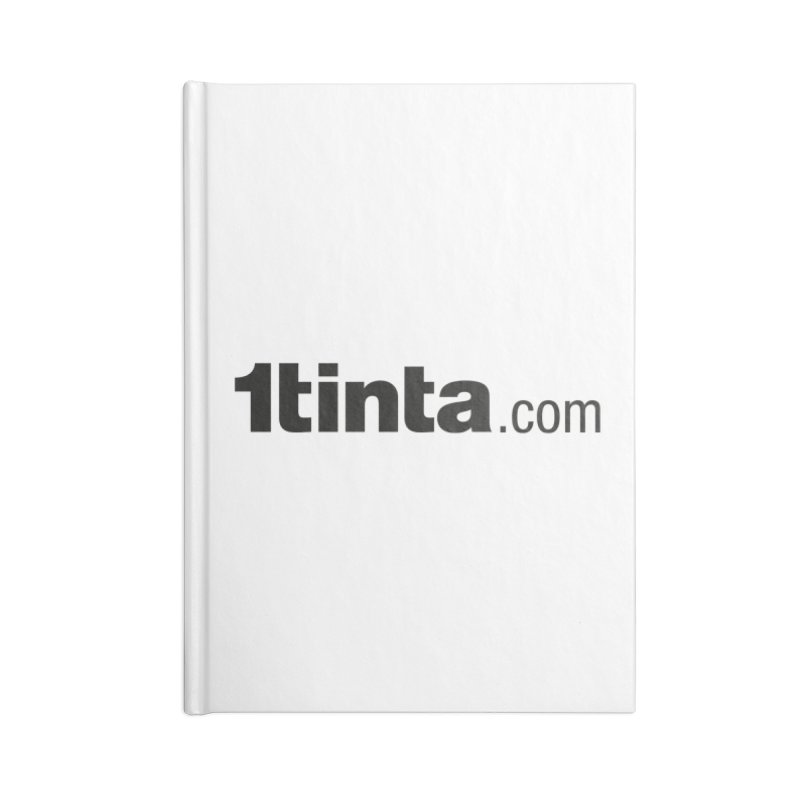 1tinta Accessories Blank Journal Notebook by 1tinta
