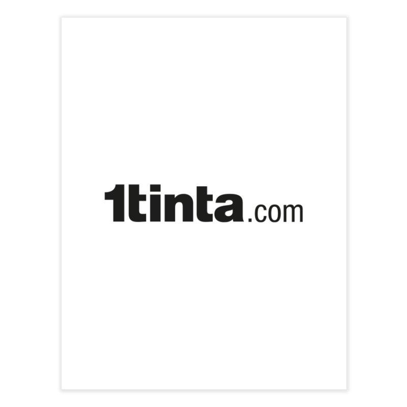 1tinta Home Fine Art Print by 1tinta