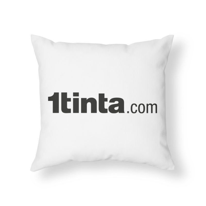 1tinta Home Throw Pillow by 1tinta