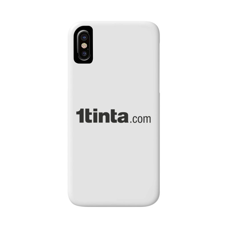 1tinta Accessories Phone Case by 1tinta