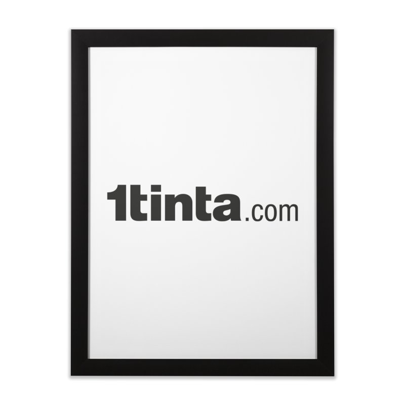 1tinta Home Framed Fine Art Print by 1tinta