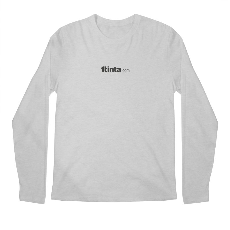 1tinta Men's Regular Longsleeve T-Shirt by 1tinta